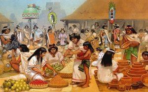 Viviendas de los Olmecas