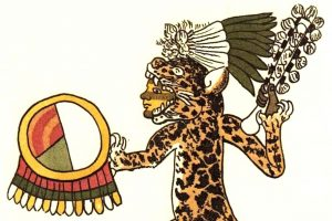 Dioses cultura olmeca