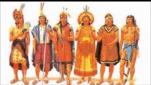 Vestimentas de los Olmecas
