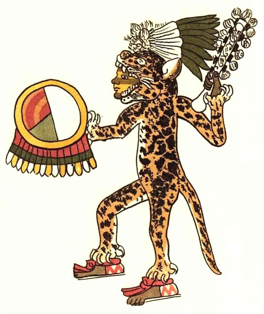 dios olmeca hombre-jaguar en culturaolmeca.pro